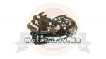 Переключатель передач задний Shimano Tourney TY500, 6/7ск (под ось)