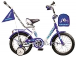 Велосипед 12 STELS PILOT-110 (1ск,рама 8,8,зад.нож.торм.,багажник,поддерж.ручка,дудка,рюкзак,флаг)