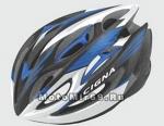 Шлем вело CIGNA WT-043, размер M/L (57-62 cm) (черно-бело-синий)