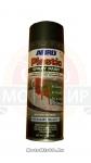 Краска-спрей для пластика (черный матовый) SPP-013