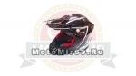 Шлем кроссовый YM-211 YAMAPA, размер L детский