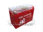 Аккумулятор герметичный 12В 20А/ч, GEL (Red Energy DS 12-20) об/пол. 204x91x159 снегоходы