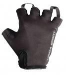 Перчатки вело, цвет черный, размер S