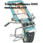Рамка для фото в Мотоцикла (синего цвета)