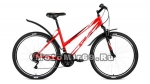 Велосипед 26 FORWARD ALTAIR MTB HT 2.0 Lady (18ск, рама 15,17, сталь,пласт.крылья) красный