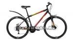 Велосипед 26 FORWARD ALTAIR MTB HT 3.0 Disc (18ск,рама сталь17, торv.мех.диск. Power BX-35) черный