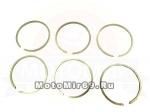 Кольца хром Ява 12В 4 ремонт (59,0мм)