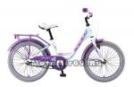 Велосипед 20 STELS PILOT-250 Lady (1ск,рама сталь 12,задн.ножн.торм,перд.торм.V-br)