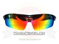 Очки солнцезащитные CIGNA XS-003, упаковка А (5 сменных линз, коробочка)