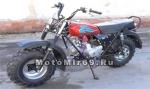 Мотоцикл внедорожный СКАУТ-3-50 АП (Адаптивная подвеска)