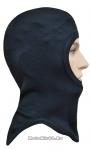Подшлемник открытое лицо, шерсть 30% ,акрил 70% (черного цвета)