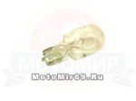 Лампа 12В 10Вт (T15) без цоколя, большая (W16W/2,1х9,5d) (1511)