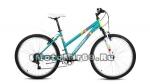 Велосипед 24 FORWARD TEKOTA (IRIS) 1.0 (6ск,рама 15сталь,торм.V-Brake) песочный,матовый,зеленый