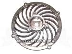 Решетка вентилятора Муравей алюминевая