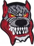 Нашивка Кровавый пес, 17571189