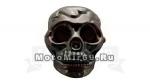 Часы-брелок в форме черепа (серебристого цвета)