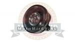 Фара в сборе YBR125 (круг)линза 750lm тип1