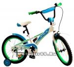 Велосипед 16 STELS PILOT-140 (1ск., рама сталь 8,5,зад.ножн.торм.,корот.ст крыл., накл.на руль,зв)