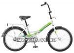 Велосипед 20 ДЕСНА 2100 (1ск, складной,рама сталь 13,торм.задний ножной)