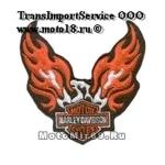 Нашивка Орел Harley Davidson 03521109 НАКЛЕИВАЕТСЯ УТЮГОМ