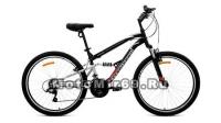 Велосипед 24 FORWARD RAPTOR 1.0 (18ск, рама 13 сталь, торм.V-Brake Promax)