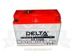 Аккумулятор герметичный 12В 20А/ч, AGM (Delta CT 1220) 204x91x159снегоходы