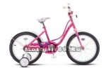 Велосипед 18 STELS Wind (1ск.,рама 12, зад.ножн. торм.,перед.руч.торм.)розовый