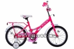 Велосипед 18 STELS ТALISMAN LADY (1ск.,рама ст.12,зад.нож.торм.,обод ст) розовый