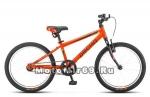 Велосипед 20 ДЕСНА ФЕНИКС (1ск, рама сталь 11, торм.заднй ножной, V-br) синий,оранж