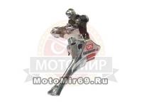 Переключатель передач передний Shimano, TY10, нижн.тяга, 28.6, 42T уп.