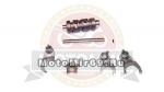 Вал червячный СВ250 с вилочками