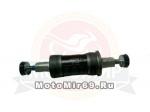 Каретка-картридж KENLI MTB BK 1,37х24T L/R ,68/119mm, (KL-08A) стальной корпус, стальные чашки ,