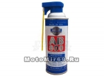 Смазка cпрей многоцелевая проникающая ПЛАТИМНУМ с насадкой ABRO 400мл. AB-800-210