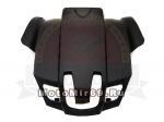 Облицовка лицевая малая Avenger ZLA150-6 черная