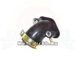 Патрубок карбюратора GY6-50 QT-4A,-4,-10,-18