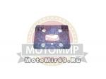 Прокладка под теплоизолятор мотокосы Т261-264,266,276,GB226/PS226 (02070010019)