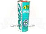 Масло XADO Atomic Oil 10W-40 4T MA Super Sinthetic (синтетическое)(жестбанка 1л)