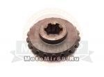 Шестерня коническая углового редуктора роторной косилки RM-1 (ремень)