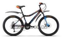 Велосипед 24 BLACK ICE D