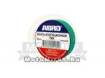 Изолента ABRO ET 912 зеленная (19мм.х9,1м.)