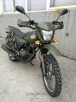 Мотоцикл COMANDOR, 200 куб.см., баланс.вал, внедорожный обвес, с ПТС