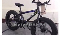 Велосипед 20 TOURREIN STORM (фэтбайк) (LYD-020)
