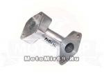 Патрубок карбюратора 1Р39 алл (90 гр) YD-4