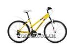 Велосипед 26 FORWARD JADE(SEIDO) 1.0 (18 ск,рама15, 17 алюм.,Hard tail, торм.V-Brake) желтый