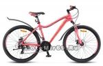 Велосипед 26 STELS MISS-6000 MD (18ск, рама сталь 15,17,19 аморт.вилка,дв.ал.обод)