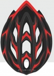Шлем вело CIGNA WT-056, размер M/L (57-62 cm) (черно-салатовый)