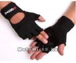 Перчатки QG-067 без пальцев, черные