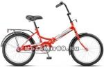 Велосипед 20 ДЕСНА 2200 (1ск, складной,рама сталь 13,5,торм.задний ножной)