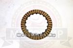 Диск сцепления 1Р54FMI Шторм (1 шт.) ферридо №2 круглый шлицы внутрь